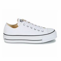 Converse All Star Plataforma Bajas