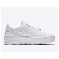 Nike Air Force Plataforma White