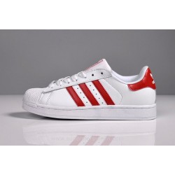 "Adidas ""SUPERSTAR 2015"" BLANCAS/ROJAS 44,95€ - BelleCose"