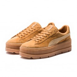 Puma Cleated Creeper Marron