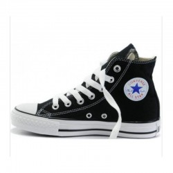 Converse All Star Altas Negro