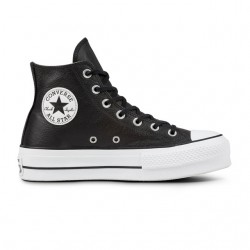 Converse All Star Plataforma Leather