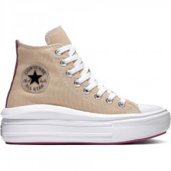 Converse All Star Move High Top Beige