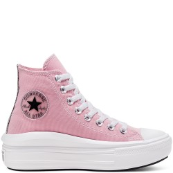 Converse All Star Move High Top Pink
