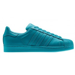 "Adidas ""SUPERSTAR 2015"" AZUL VERDOSO 44,95€ - BelleCose"