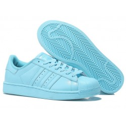 "Adidas ""SUPERSTAR 2015"" AZUL CLARO 44,95€ - BelleCose"
