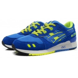 "Asics ""GEL-LYTE V"" AZUL AMARILLO - BelleCose"