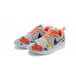 "Roshe Run ""FLORAL PRINT"" GRIS - BelleCose"