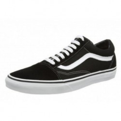 VANS OLD SKOOL NEGRAS BLANCAS - BelleCose